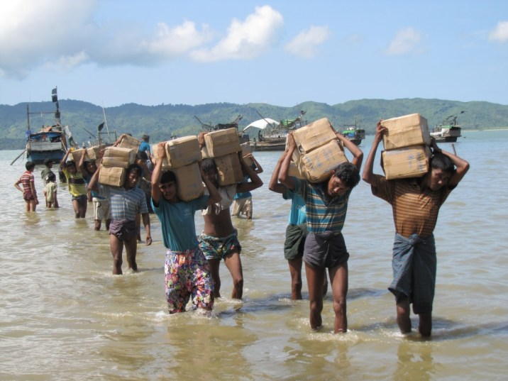 """Little hope for Rohingya"" ©Mathias Eick, EU/ECHO, Rakhine State, Myanmar/Burma, September 2013"