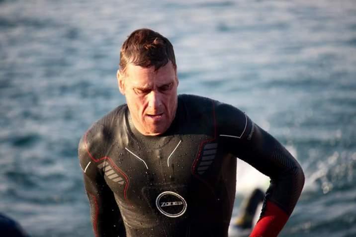 Jean Christophe Holzerny - Ironman de Barcelone ©Monica Gil