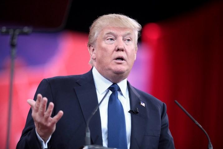 Trump ©CC BY SA 2.0 Flickr