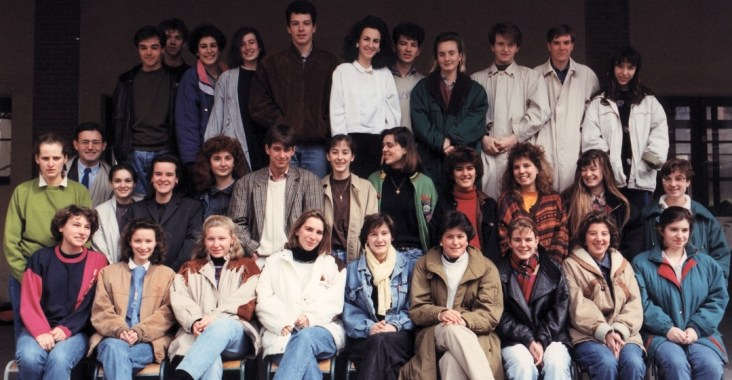Prépa hec 1989-1990
