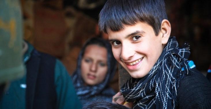 Jeune afghan