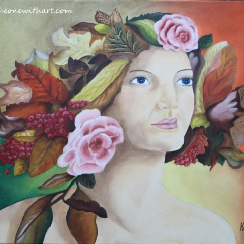 Oil Painting Fall Project