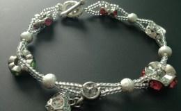 Sparkle Ball Bracelet