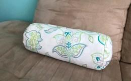 Cylinder Pillow Tutorial