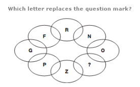 Missing Letters Logical Assessment Questions and Solutions