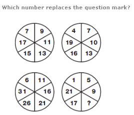 Number Puzzles Numerical Test Questions