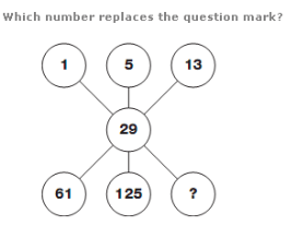 Number Puzzles HR Assessment Questions and Answers