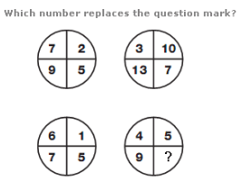 Number Puzzles Recruitment Exam Tests