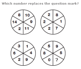 Number Puzzles Practice Exam Questions and Answers