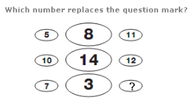Number Puzzles Online Questions and Answers