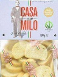 Casa Milo- Bruschette Traditional Italian Oven Baked Toasts