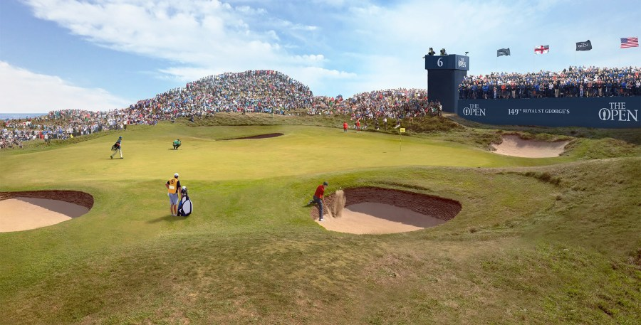 The 149th Open at Royal St George's | The Open