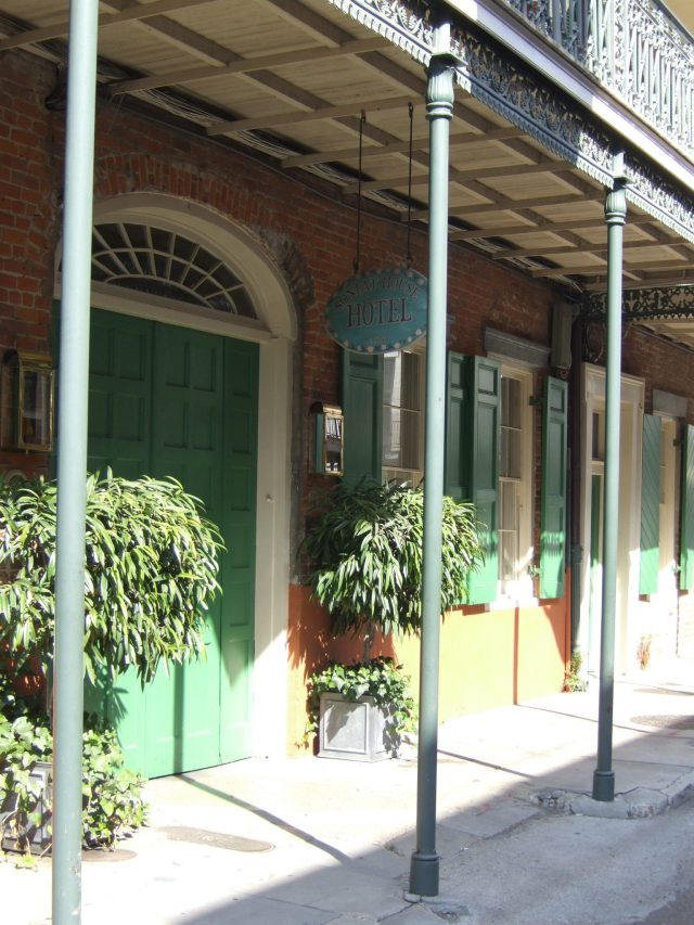 The Soniat House, New Orleans