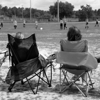 Sitting on the Sidelines? Tips for Surviving Travel Sports Trips