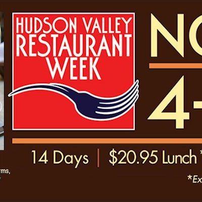 It's Restaurant Week!