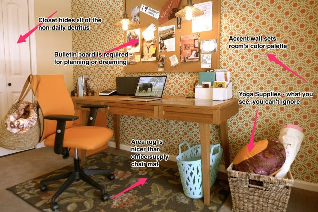 Home Office Empty Nest Travel