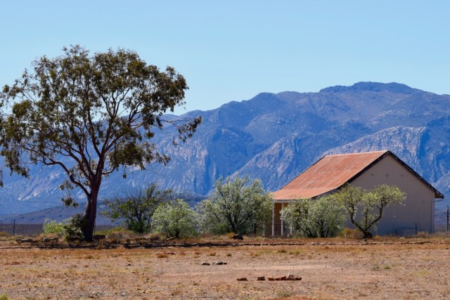 great karoo seen during luxury train travel and described in rovos rail review