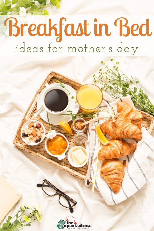 Indulge her this Mother's Day. Make Mom the perfect breakfast in bed. And don't forget to do the dishes too! #holidayrecipe #giftideas #motherlove #lazyweekend