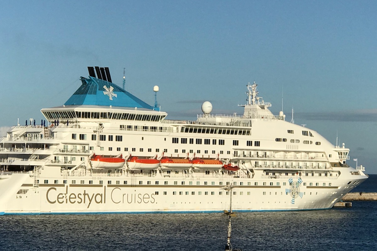 Celestyal Cruise Ship In Greece-What To Bring On A Cruise Is Easy If You
