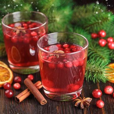 21 Holiday Cocktails for Entertaining
