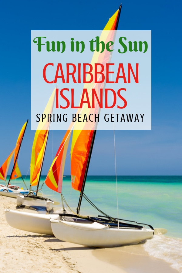Need some inspiration for your spring beach getaway? Check out 10 of the best Caribbean islands and why they're great. The Dominican Republic, for example, has many all-inclusive resorts for budget travelers. Or maybe you're interested in secret beaches in Barbados? #luxurybeach #caribbeancruise #springbreak