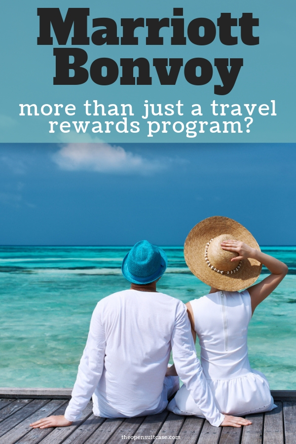 Marriott launched its new loyalty rewards program in 2019. It tempts travelers with experiences, not just hotel rooms. Are you tempted? #hotelbrands #vacation #travelplanning
