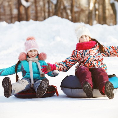 Fun Snow Tubing and Sledding Spots in the Hudson Valley