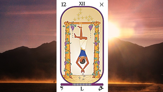XII. The Hanged Man (The Martyr)