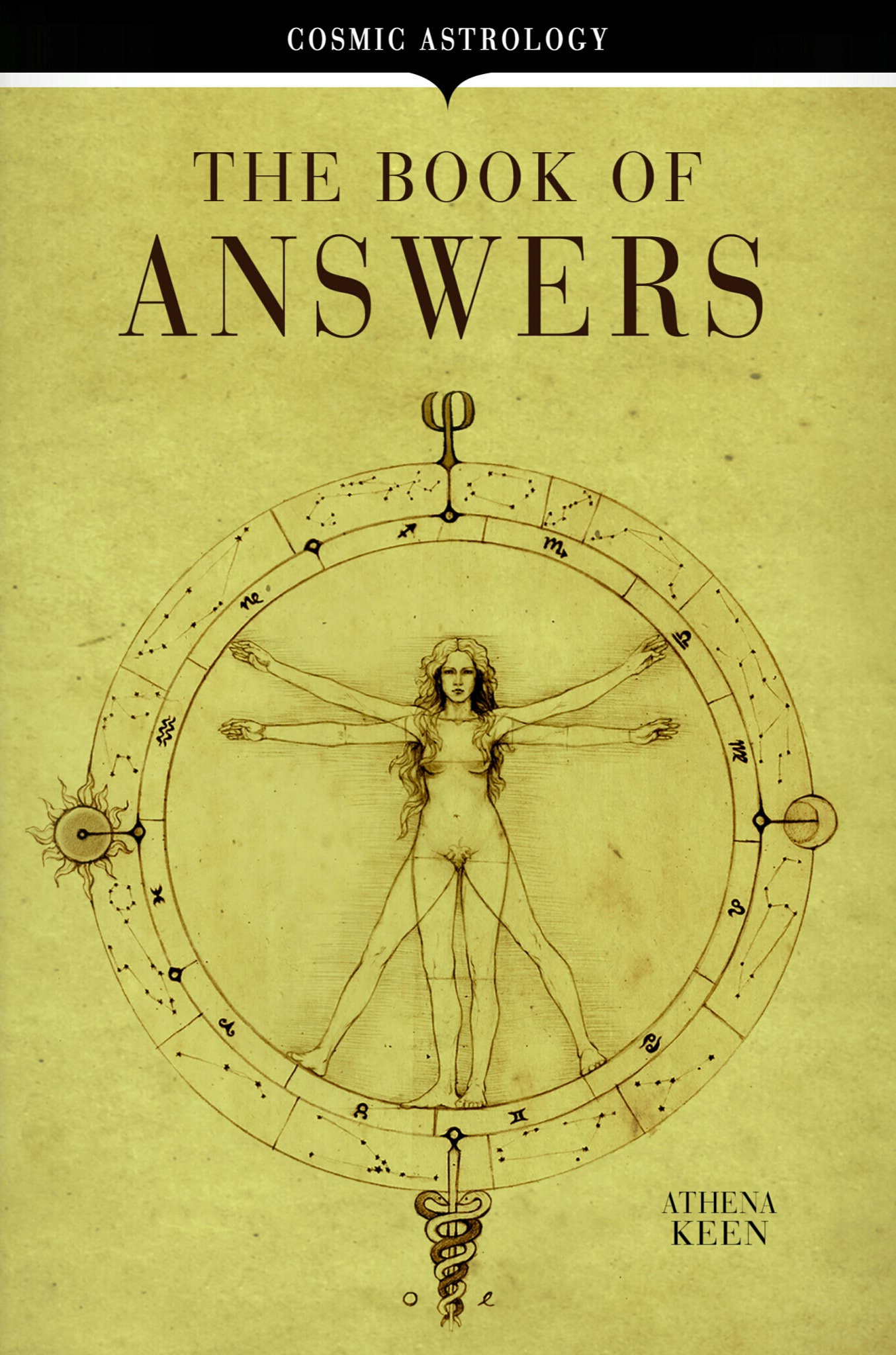 Cosmic Astrology The Book of Answers