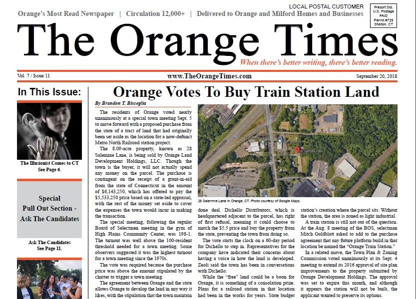 State Rep  Kim Rose – Milford-Orange Times