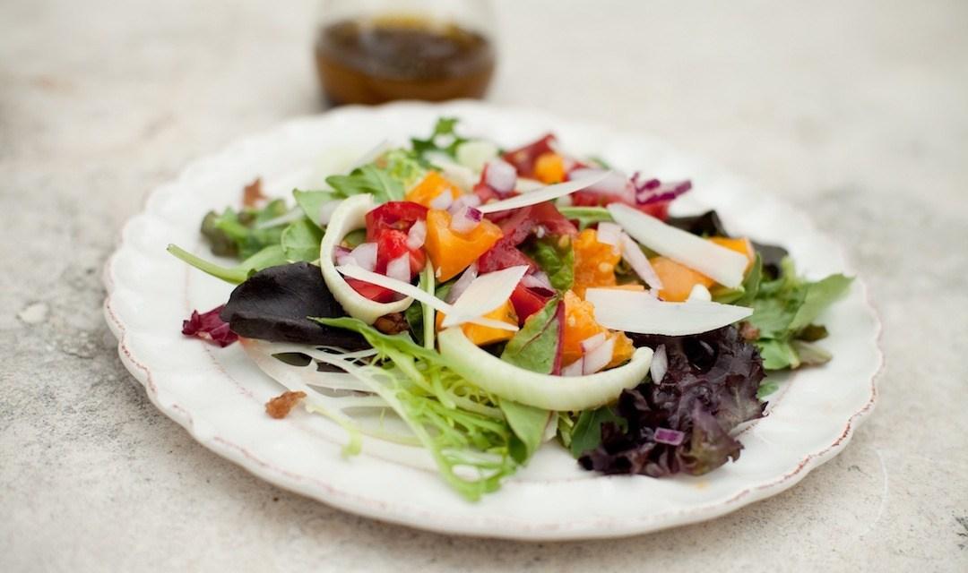 The Heirloom Salad