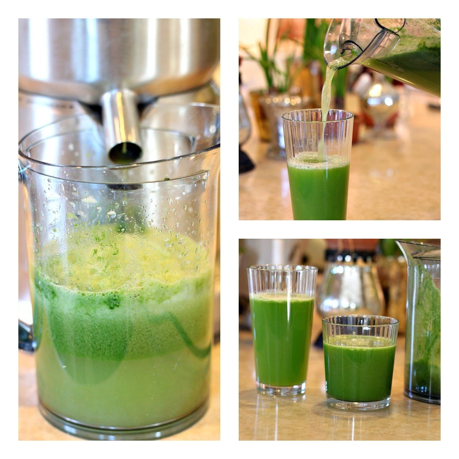 Diary of a Reluctant Juicer