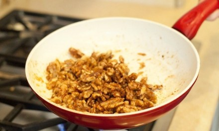 How to Caramelize Nuts!