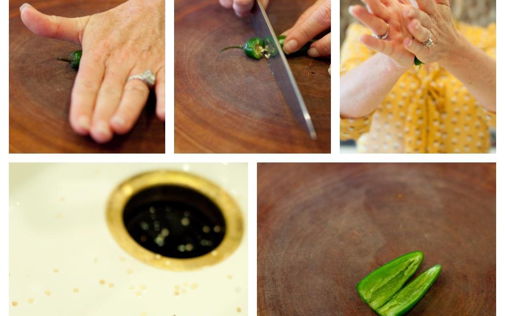 How to Handle a Hot Chili Pepper!