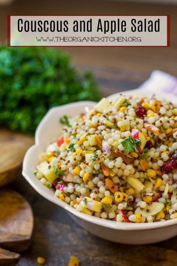 Couscous and Apple Salad