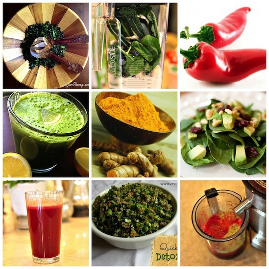 Month of Motivation: Juicing, Blending, Detoxifying from www.theorganickitchen.org
