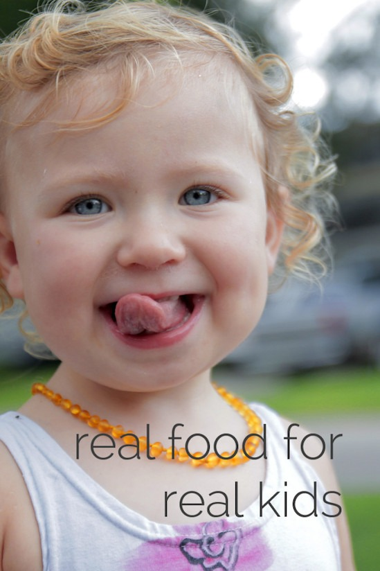 Real Food for real Kids~ The Organic Kitchen February Favorites