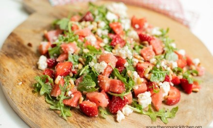 Greens with Watermelon and Strawberries~ Italy Part 1: Rome