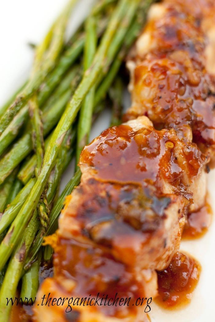 Easy July 4th BBQ Menu~ Main Dish, Sides and Dessert! #BBQmenu #4thofjuly #grilling #BBQchicken #glutenfree
