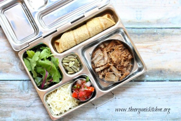 Healthy back to School Lunches