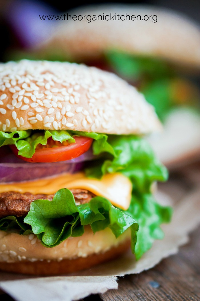 The Secrets to Making a Fantastic Burger! #hamburger #howtogrillaburger
