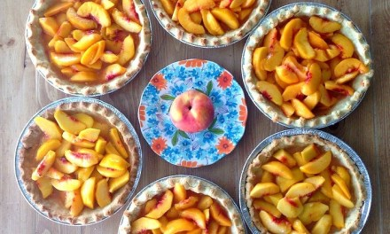 Peach Pie Perfection