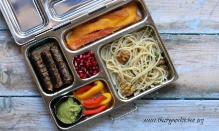 Healthy School Lunch Menus : Part 3