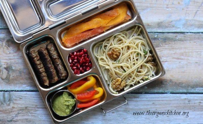 Healthy School Lunch Menus : Part 3
