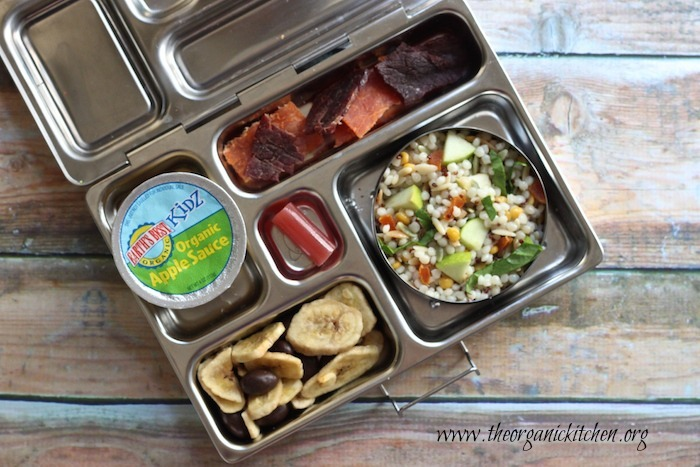 Healthy lunch ideas fro kids