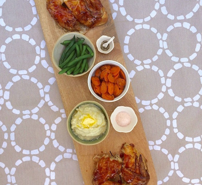 Eating Our Way Across Europe: London Part 3, The Parks ~ Peri Peri Chicken