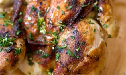 Chicken al Mattone~ Paleo, Whole 30!