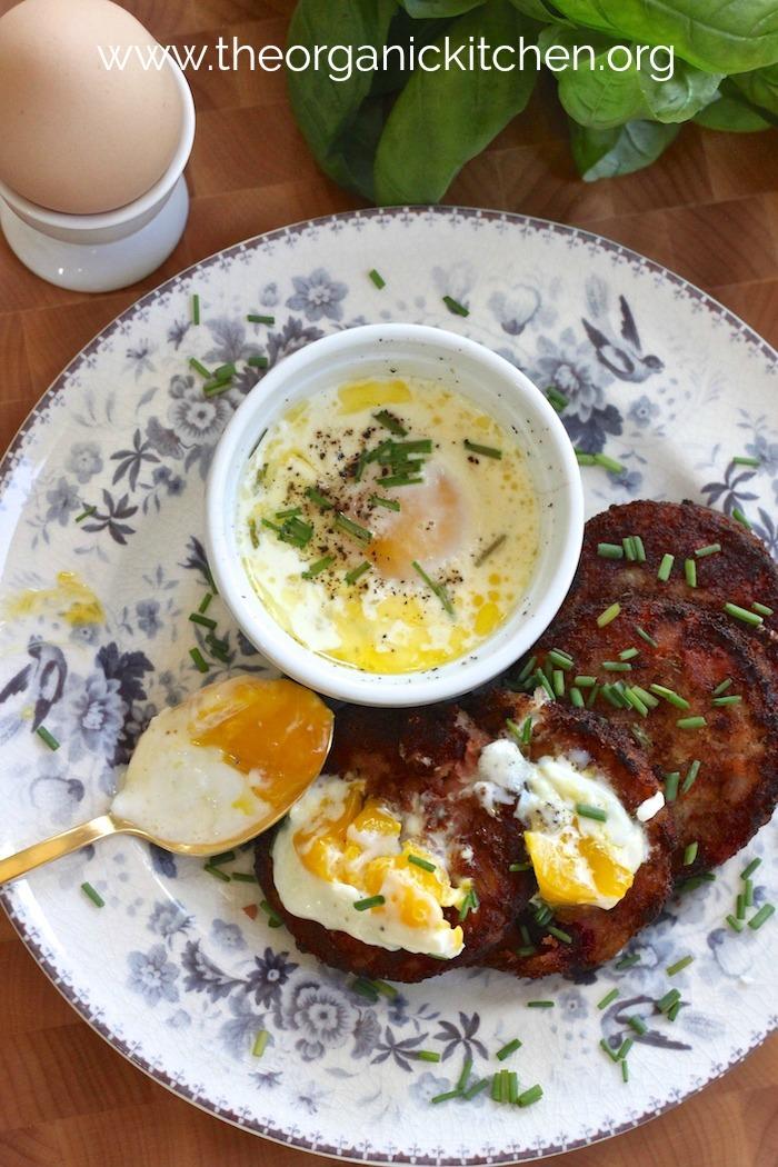 Eggs en Cocotte and Soft Boiled Eggs #bakedeggs #softboiledeggs #howto #glutenfree #breakfast