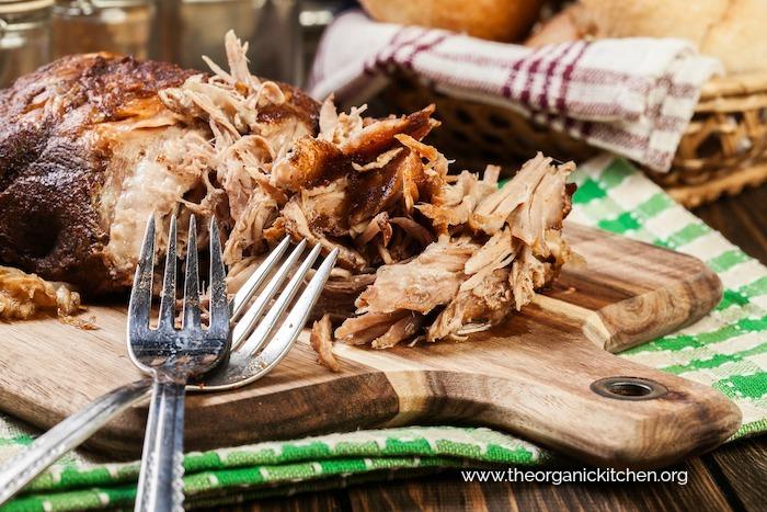 Pulled Pork Sammys and Slaw