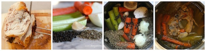 Instant Pot Bone Broth: Bone Broth in as Little as 30 Minutes!